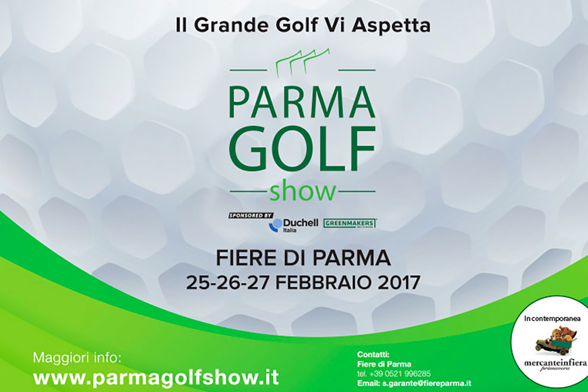 Golf del Ducato at the Parma Golf Show